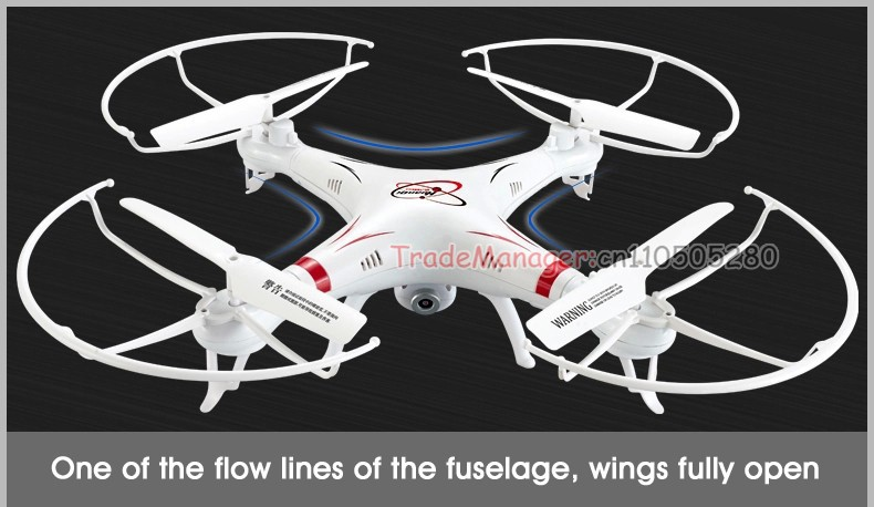 100% Original HQ898B RC Drones 2MP HD CAM WIFI FPV Real-time 2.4G Quadcopter 6-Axis Headless 898B Helicopter VS X5C-1 X800 X5SW