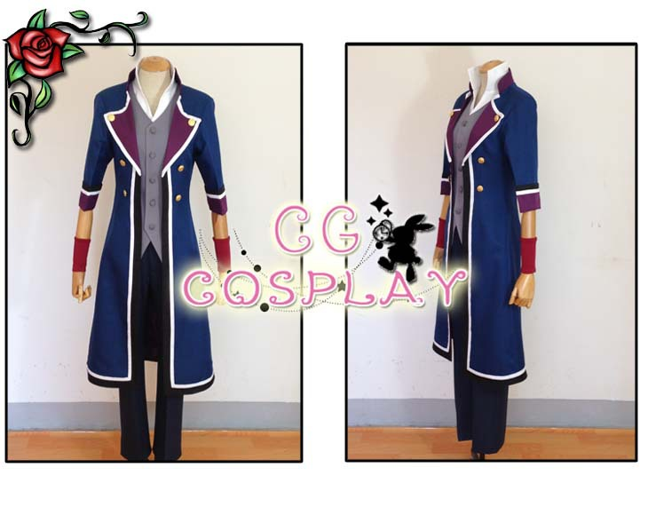 Free Shipping Cosplay Costume K Munekata Reiji New in Stock Retail / Wholesale Halloween Christmas Party UniformОдежда и ак�е��уары<br><br><br>Aliexpress