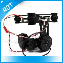 BGC 2 Axis Brushless Gimbal with Controller for GoPro 3 Camera DJI Phantom