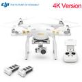 Original DJI Phantom 3 4K With Extra battery FPV RC Quadcopter with 4K Camera rc helicopter