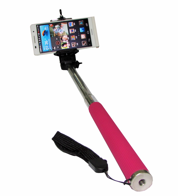 shutter control picture more detailed picture about extendable monopod tripod selfie stick. Black Bedroom Furniture Sets. Home Design Ideas