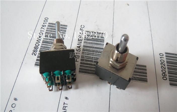 Здесь можно купить  [SA] US imports of JBT toggle switches 6A125VAC 3A250VAC 9 feet 2 files new toggle switch  --4PCS/LOT  Электротехническое оборудование и материалы