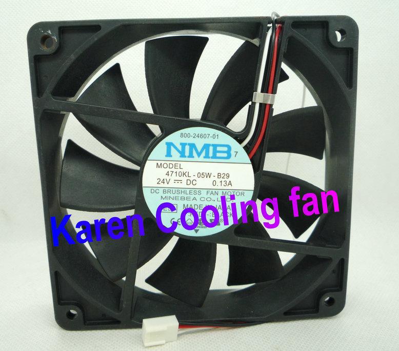 Здесь можно купить  12CM 4710KL-05W-B29 12025 24V 0.13A 3wire colling fan  Компьютер & сеть