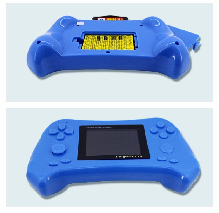Classic Handheld Game Console Players for NES Super Mary 2.5″ 2 Player Game for TV Output Kids Double Battle With Gamepad Gifts