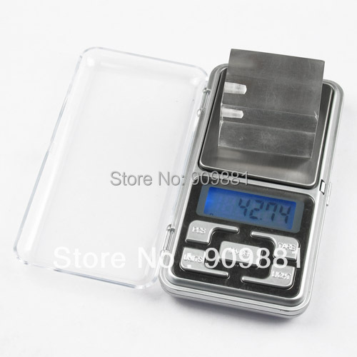Free shipping 500g / 0.01g Electronic Digital Jewelry scales Weighing Portable kitchen scales balance(China (Mainland))