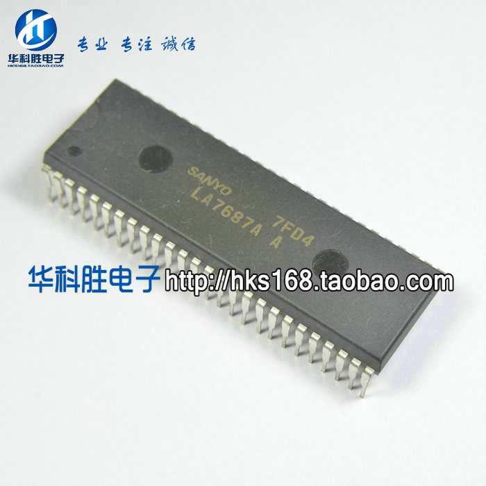 LA7687A commonly small signal processing circuit TV(China (Mainland))