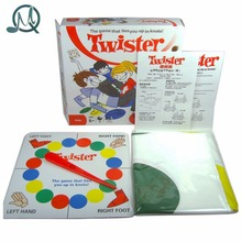 Buy MQ 2017 Fun Outdoor Sports Toys Twister Moves Game Play Mat Twisting body Creative interactive educational toys Gift kids for $11.14 in AliExpress store