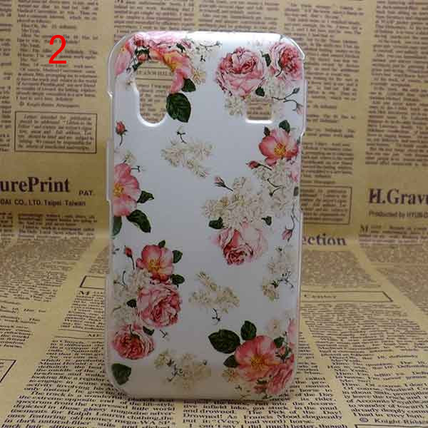 2014 New Painting Hard PC Plastic Phone Case For Samsung Galaxy Ace S5830 S5830i Shell Back Cover+ Screen protector(China (Mainland))