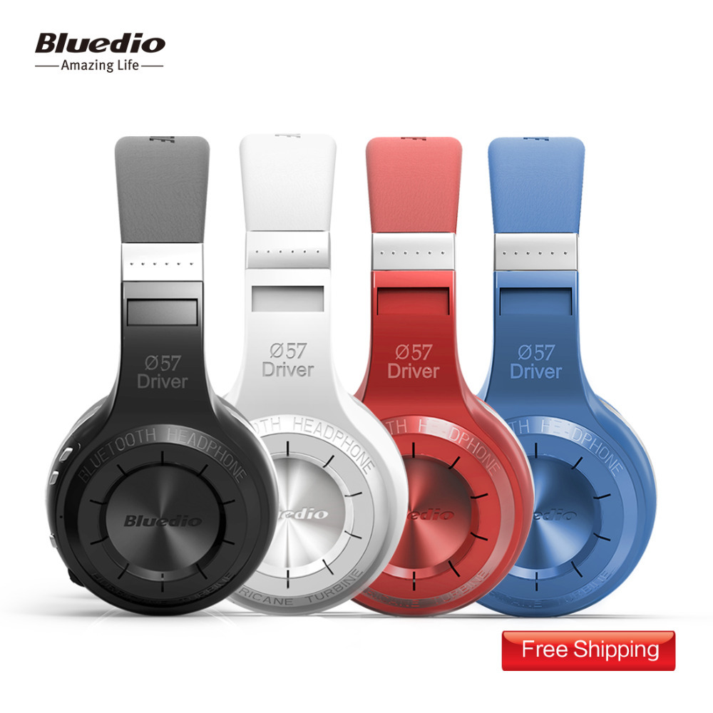 Bluedio HT(shooting Brake) Wireless Bluetooth 4.1 Stereo Headphones built-in Mic handsfree for calls and music streaming(China (Mainland))