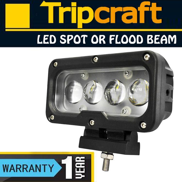 2014 NEW! ! 40W CREE AUTO LED LIGHT 2720LM Fog Lamp Spot Flood 4WD Truck 4X4 Vehicle Boat