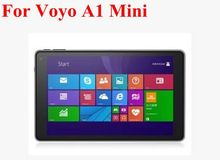 """10PCS/Lot 3 Layers Clear LCD Screen Protector Film Display Cover Guard For 8"""" Voyo Winpad A1 Mini PIPO W2 Tablet PC(China (Mainland))"""