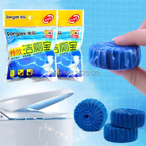 Automatic Toilet Bowl Cleaner Deodorizes Closestool Blue Defender ST1#(China (Mainland))