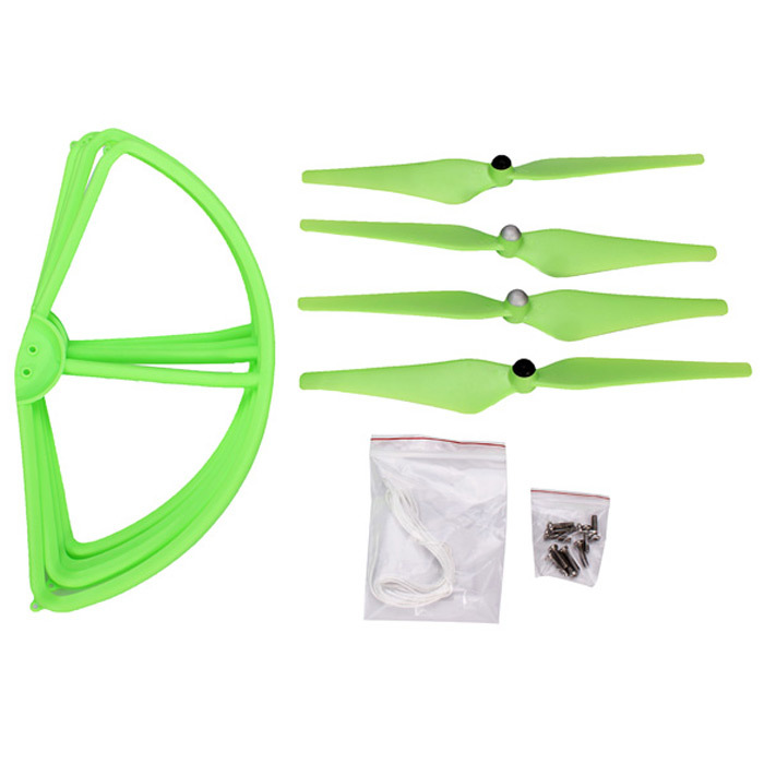 DJI Phantom 2 2V+ Cheerson CX – 20 Protection Frame + Propeller Set RC Quadcopter Spare Parts RC Quadcopter Accessories Supplies