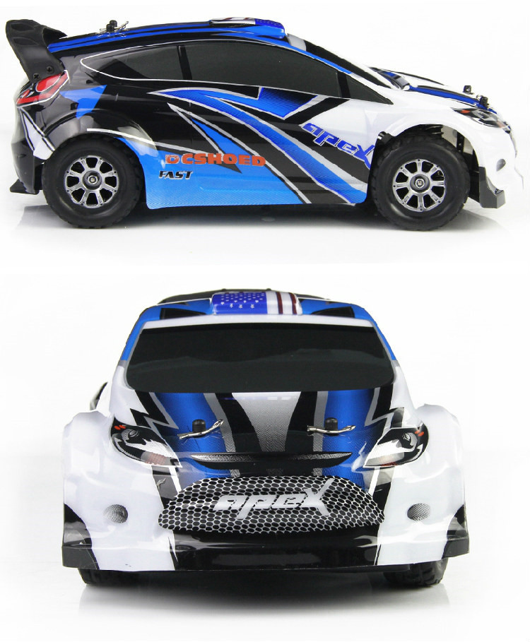 New 1/18 scale RC CAR 4WD 2.4G 40km/h Rc Drift racer Electric Power On Road Drift Racing carro controle remoto toys for boys(China (Mainland))