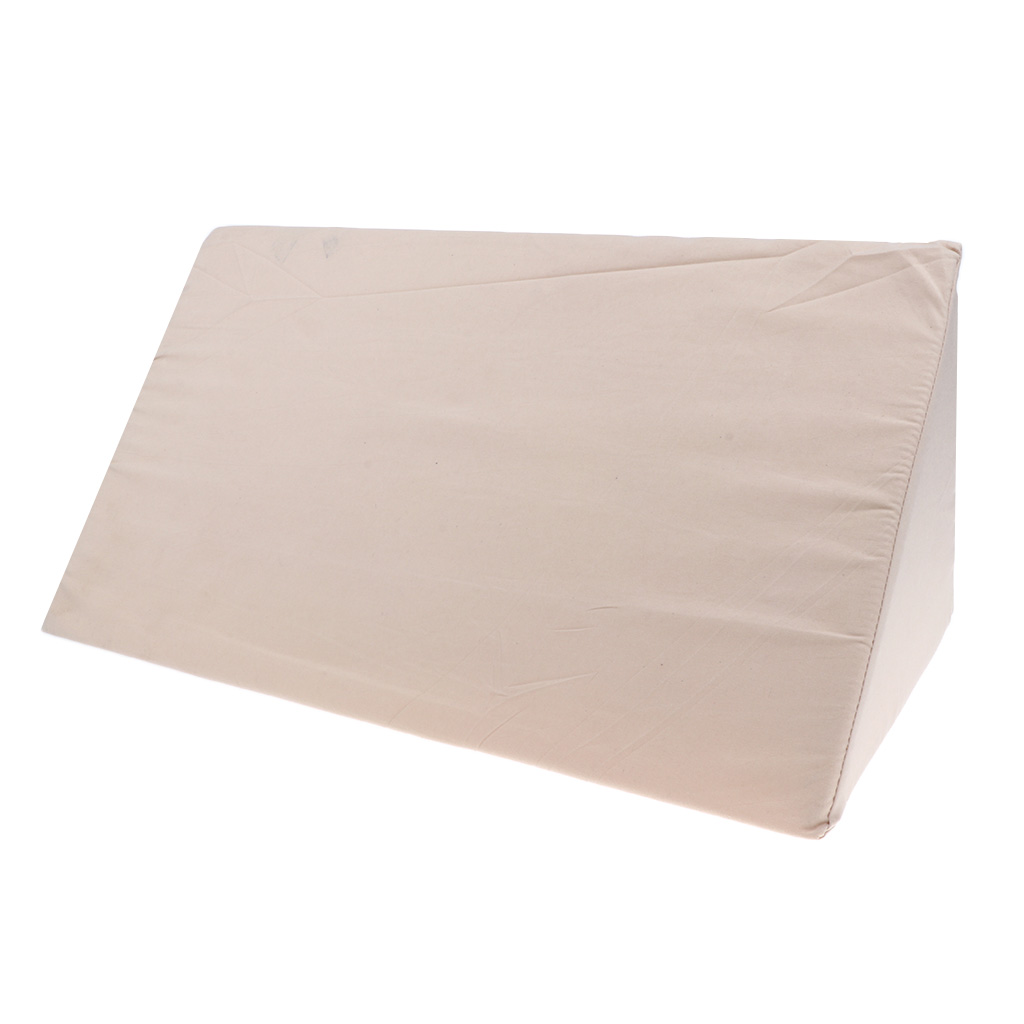 Anti Bedsore Foam Bed Wedge Pillow Elevation Cushion Lumbar Support