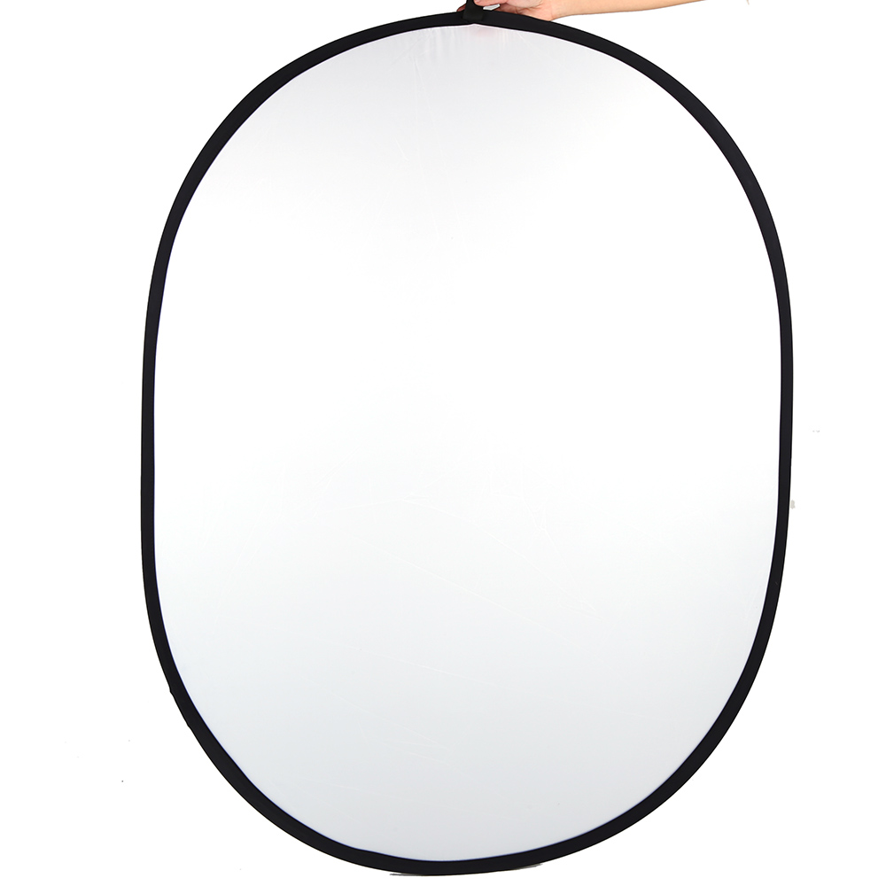 """35.4 * 47.2""""/90 *120cm Handhold Multi Collapsible Portable Ellipse Studio Light Reflector Transparent Reflector for Photography(China (Mainland))"""