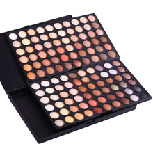 Professional 120 Colors Makeup Eyeshadow Palette Colorful Shimmer Matte Nude Eye Shadow Pallete Women Make Up Beauty Maquiagem(China (Mainland))