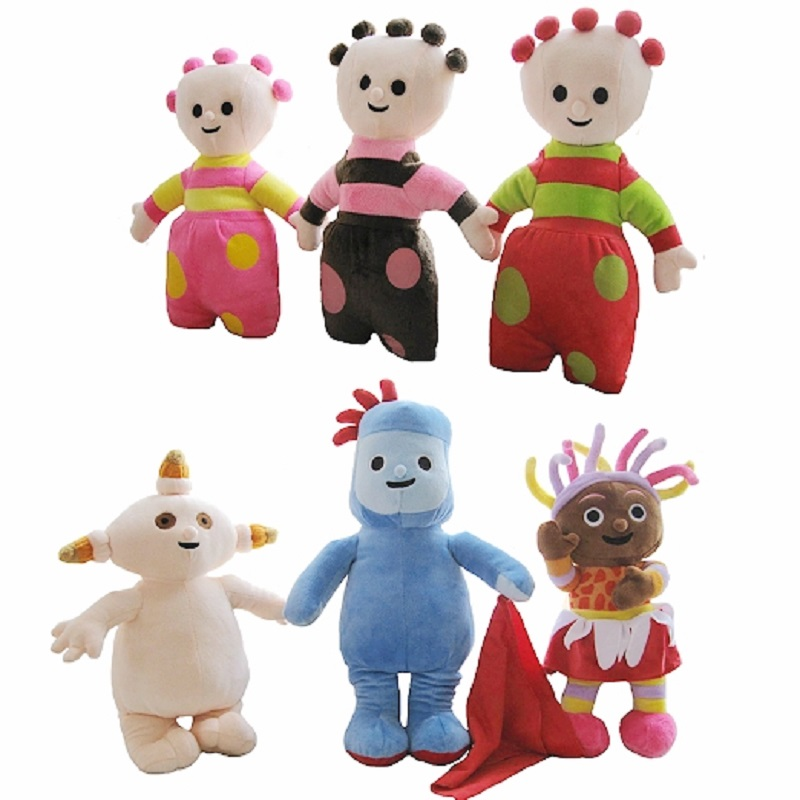 30cm In the Night Garden Plush Toys High Quality Soft Stuffed Baby Sleeping Toys Kawaii Doll#ML0204(China (Mainland))
