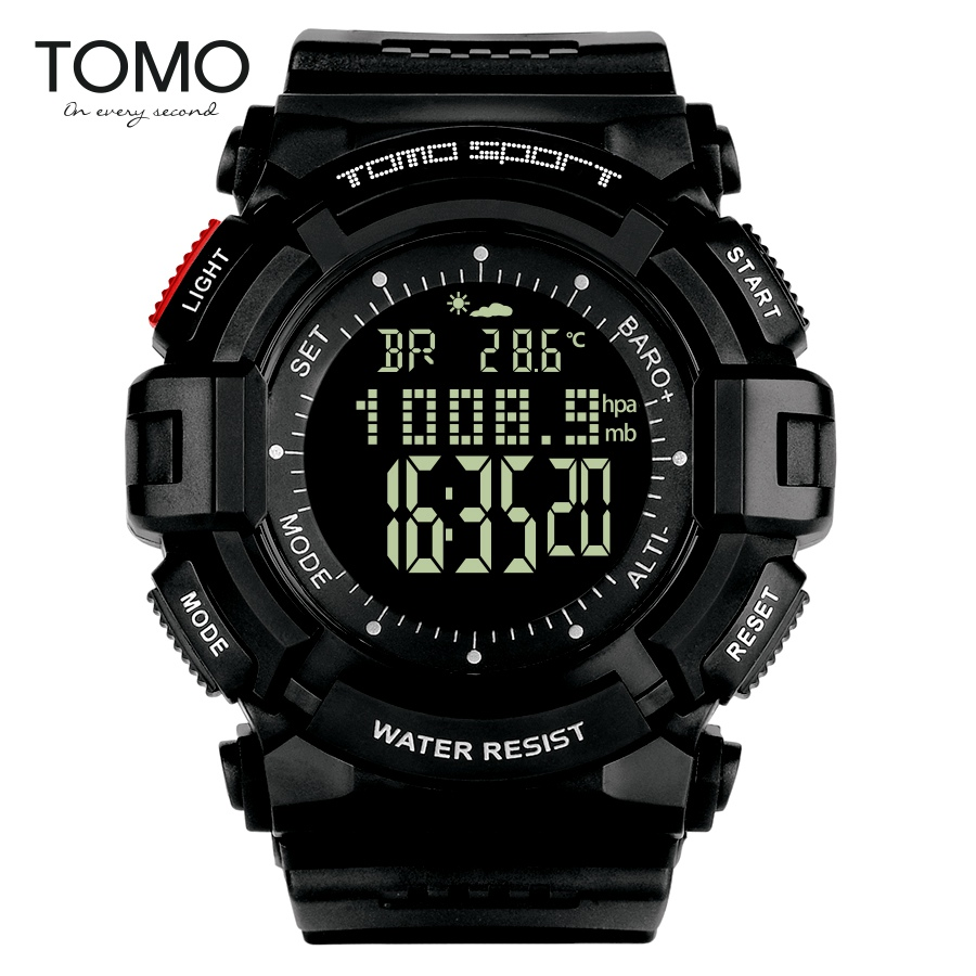2015 new tomo multifunctional outside sport watches