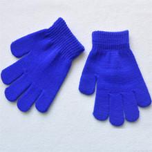 New for Children Kids Magic Glove Girl Boy Kid Stretchy Knitted Winter Warm Pick(China (Mainland))