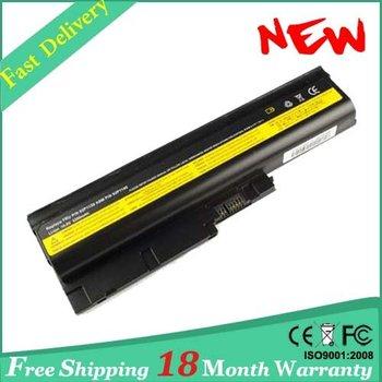 "4400mAh Battery FOR Lenovo IBM ThinkPad R61 (14.1"" & 15.0"" standard screens and 15.4"" widescreen) ,FREE SHIPPING"