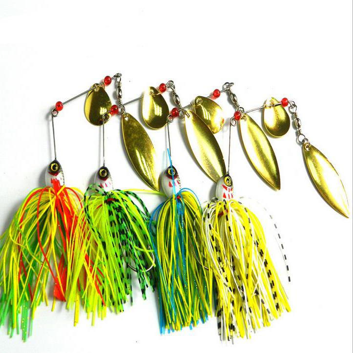 spinner bait for bass