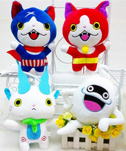 20cm Japanese anime Kyrgyzstan panmao Earthbind cat Plush Toy Doll Baby Gift Free Shipping