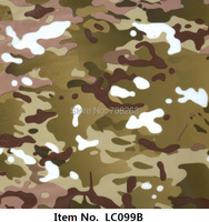 Military camo Item No.LC099B Water Transfer Printing Film