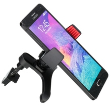 2016 New For iPhone4s 5s 6 plus Car Air Vent Holder Stand for samsung s4 s5 s6 Universal Mobile Phone Holder Stand soporte car