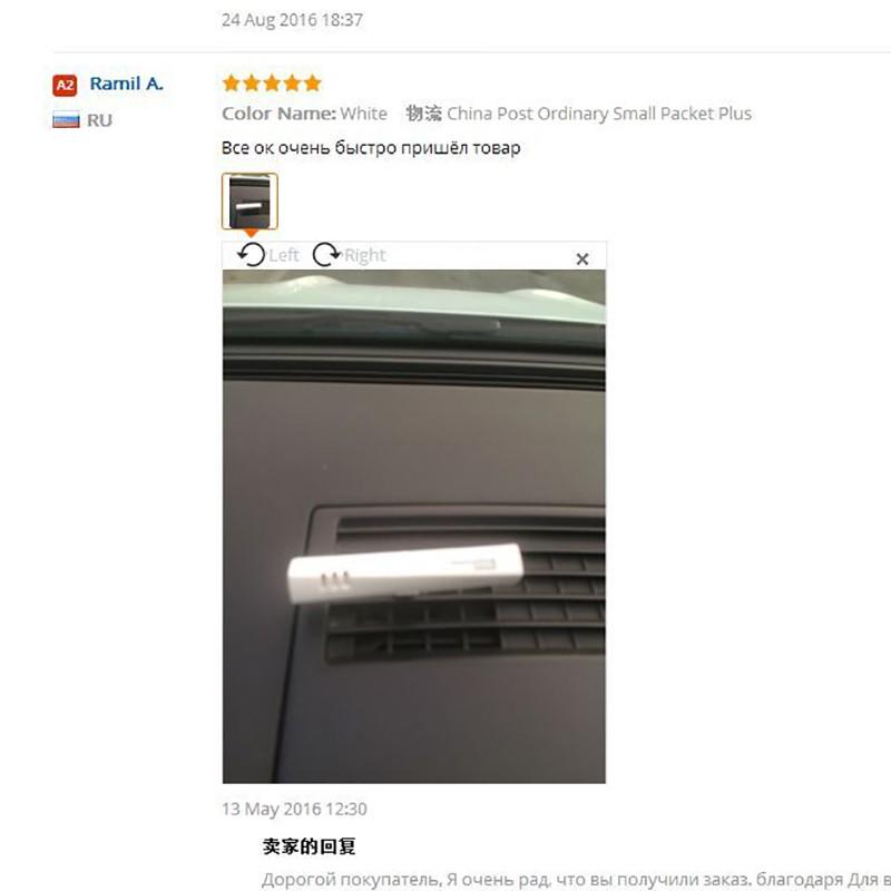 2016 Newest Magic Wand Clip Flavor auto Air Freshener Car Diffuser Fragrance Car Perfume Conditioning Vent Clip Wholesale