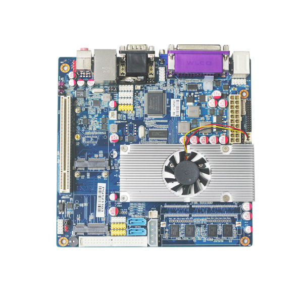 Mini itx N470 Processor Motherboard with PCI slot