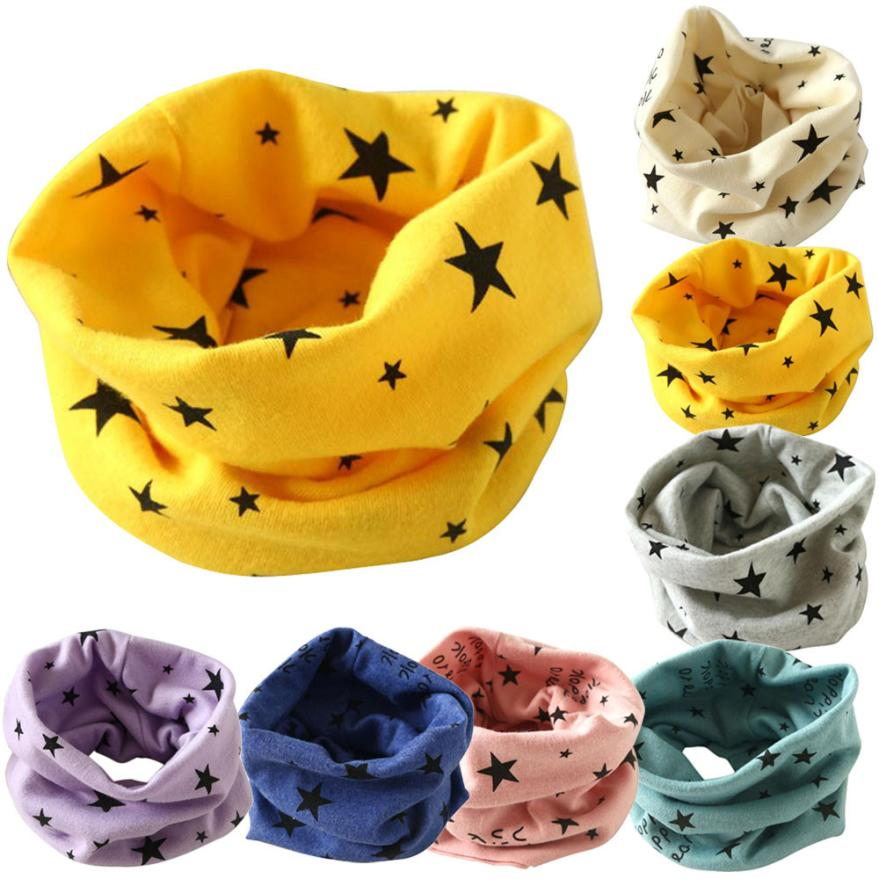 2015 Hot selling Autumn Winter Boys Girls Collar Baby Scarf Cotton O Ring Neck Scarves free shipping Lowest Price(China (Mainland))