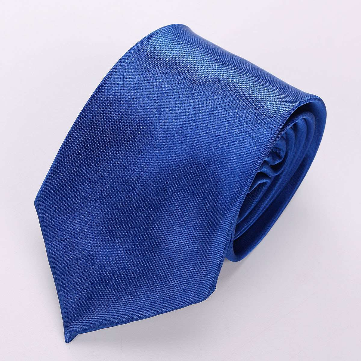 Wedding Party Suits ties 2016 New Man Neckties BusinessPolyester Silk Classic Solid Blue Tie Woven Jacquard Silk For Man(China (Mainland))