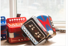 7 key concertina children's educational music elementary/Children's musical instruments/Electronic piano model/Music Tools/gifts(China (Mainland))