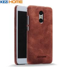 Buy Case Redmi Pro, KEZiHOME Retro Genuine Cow Leather Hard Back Case Cover Xiaomi Redmi Pro Prime 5.5'' Phone cases for $9.97 in AliExpress store
