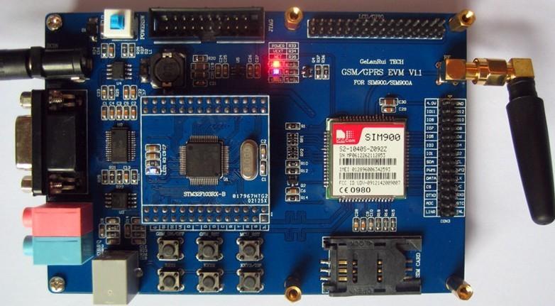 SIM900A/GSM/GPRS/SIM900A Development Kit(China (Mainland))