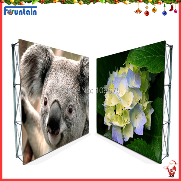 Merry Christmas ! !Pop Up Display frame for trade show(China (Mainland))