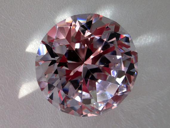 Pink Glass Crystal Knob Dresser / Drawer Knobs Pulls Kitchen Cabinet Knobs Silver / Door Pulls Handles Sparkly Bling Hardware<br><br>Aliexpress