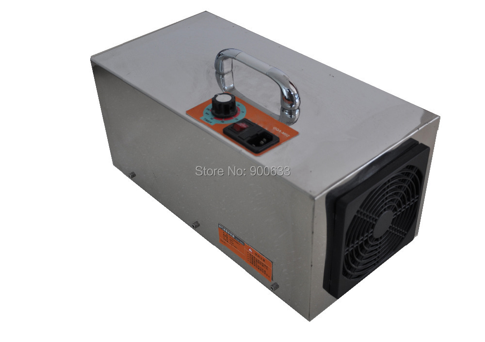 Portable Commercial Ozone Air Sterilizer and Water Purifier China 220V GQA-M02(China (Mainland))