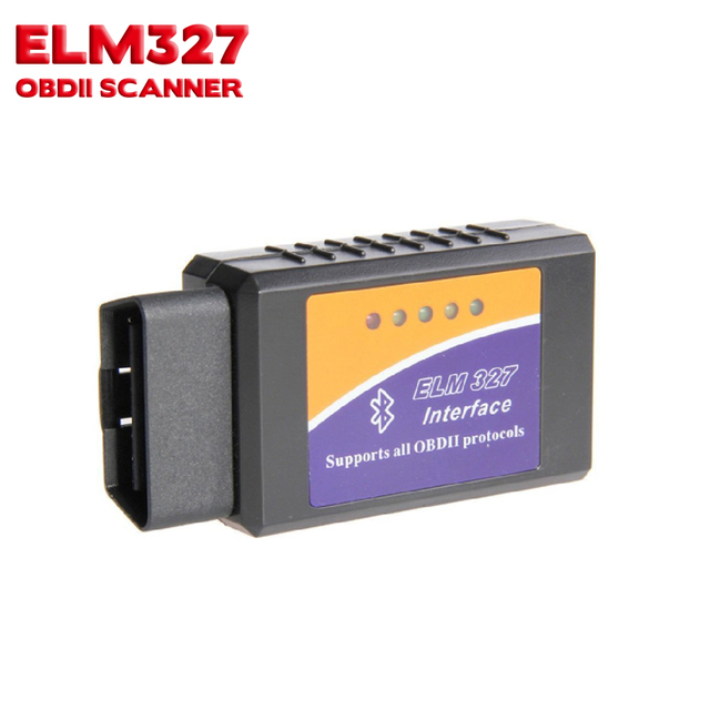 OBD2 can-bus Diagnostic Interface Scanner Auto code reader V1.5 ELM 327 Interface Bluetooth ELM327 BT