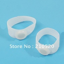 10 pairs Original Magnetic Silicon Foot Massage Toe Ring Keep Healthy Weight Loss Slimming Free Shipping