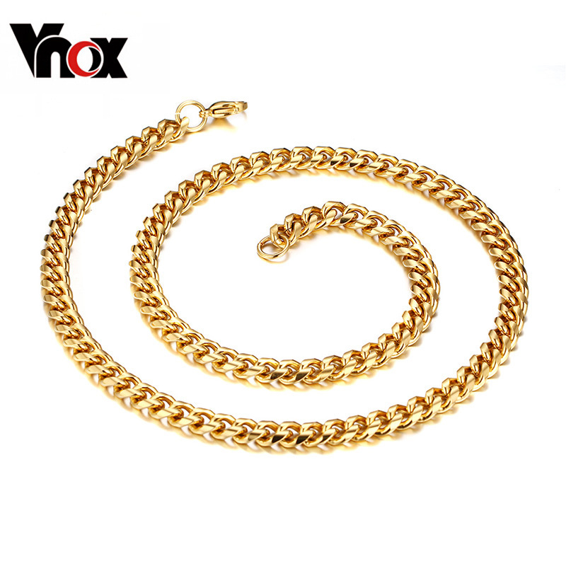 wholesale gold plated chain necklace jewelry high