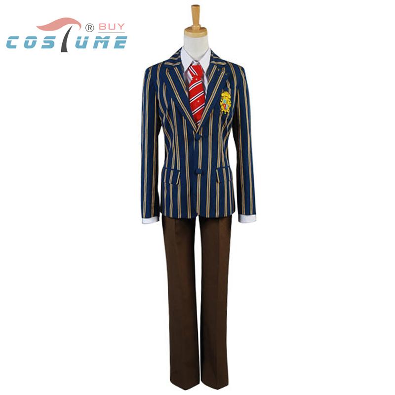 Uta no Prince-sama Class S Student Boy Jacket Shirt Pants For Men School Uniform Halloween Cosplay Costumes Custom MadeОдежда и ак�е��уары<br><br><br>Aliexpress