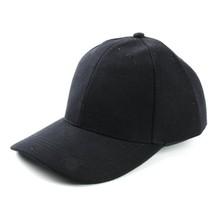 Hot Seeling Unisex Baseball Cap Plain Solid Cotton Blank Hat Washed Cotton Hats