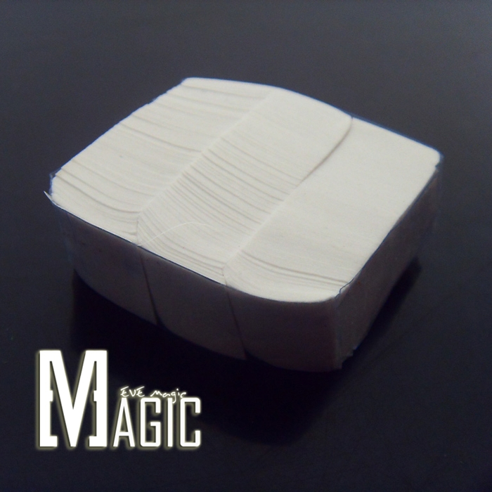 WHITE Snow Storm 12pcs /lot ,close-up street stage magic tricks products as seen on TV ,Christmas wholesale magic store China(China (Mainland))
