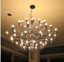 Mod 2097 Chandelier Gino Sarfatti 18/ 30/ 50 Heads Pendant Lamp Lights Lighting Fixtures Lluminaire(China (Mainland))