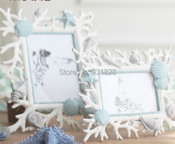 Cheap Wedding Photo Frames Ocean Wedding Picture Frames Wedding Room Decorations Starfish
