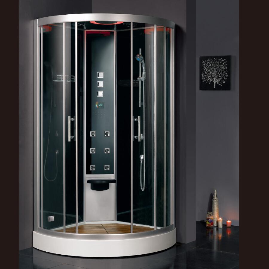 Steam shower room promotion shop for promotional steam shower room on - Luxury shower cubicles ...