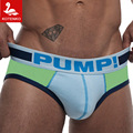 4pcs Sexy Men Underwear Briefs Cotton Gay Penis Pouch WJ High Quality Men s Underwear Shorts