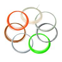 Senhai 20 Colors X 50M 3D Filament ABS /PLA 1.75mm 3D Filament For 3D Printing Pen 3D Printer